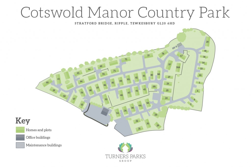 Cotswold-Manor-Park-Map