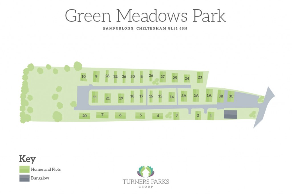 Green-Meadow-Park-Map