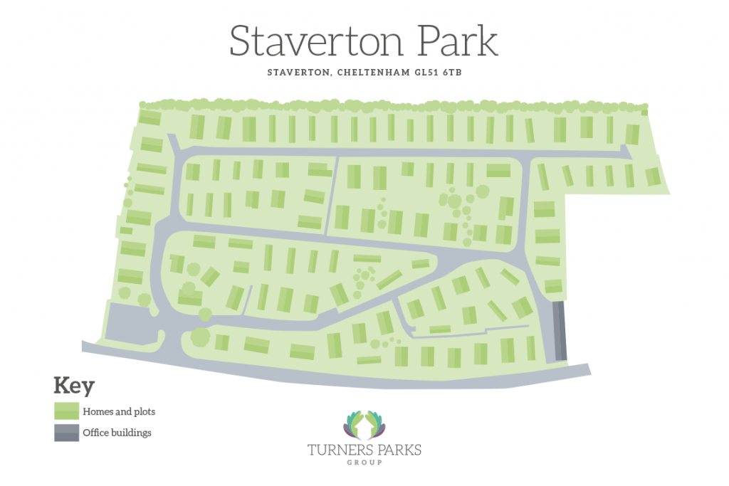 Staverton-Park-Map
