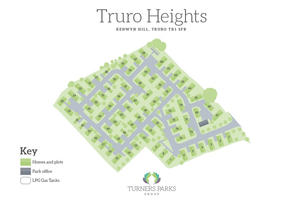 Truro-Heights-Park-Map