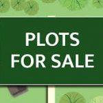 Plot for sale
