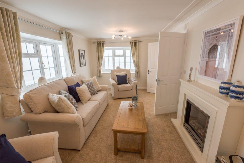 Reprise living room